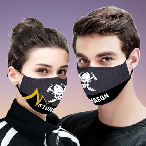 Stonemason 3d Face Mask