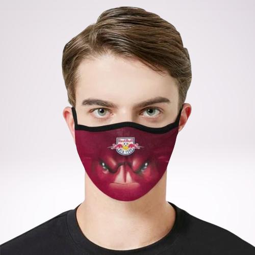 New York Red Bulls Face Mask