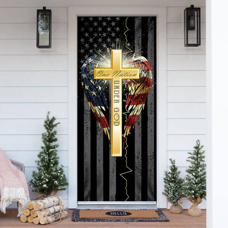 One Nation Under God Door Cover