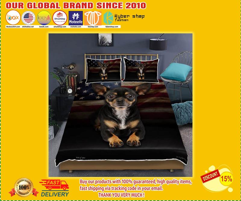 Chihuhua US Bedding Set