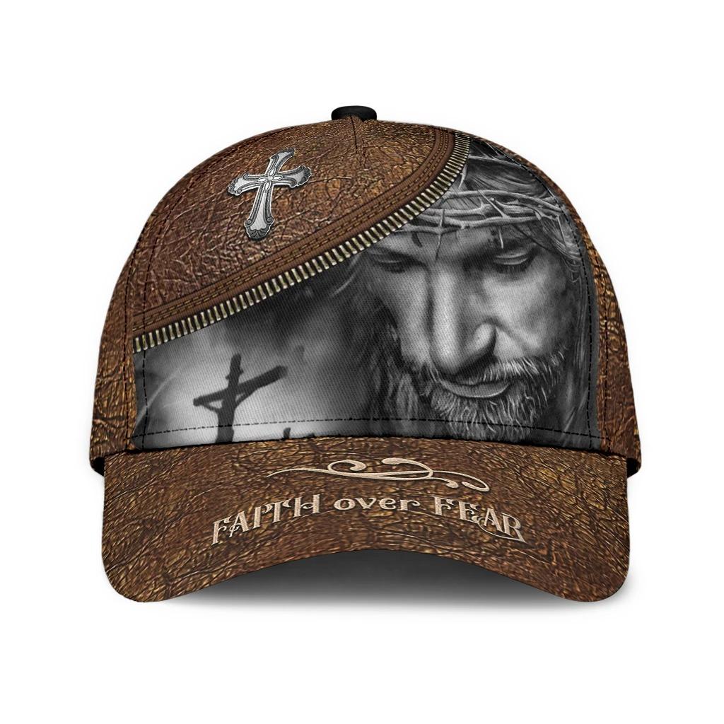 Faith over fear cap 1