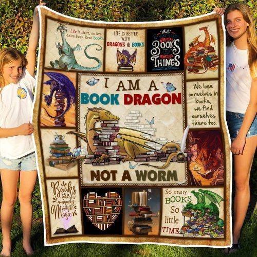 I am a book dragon not a warm quilt 4