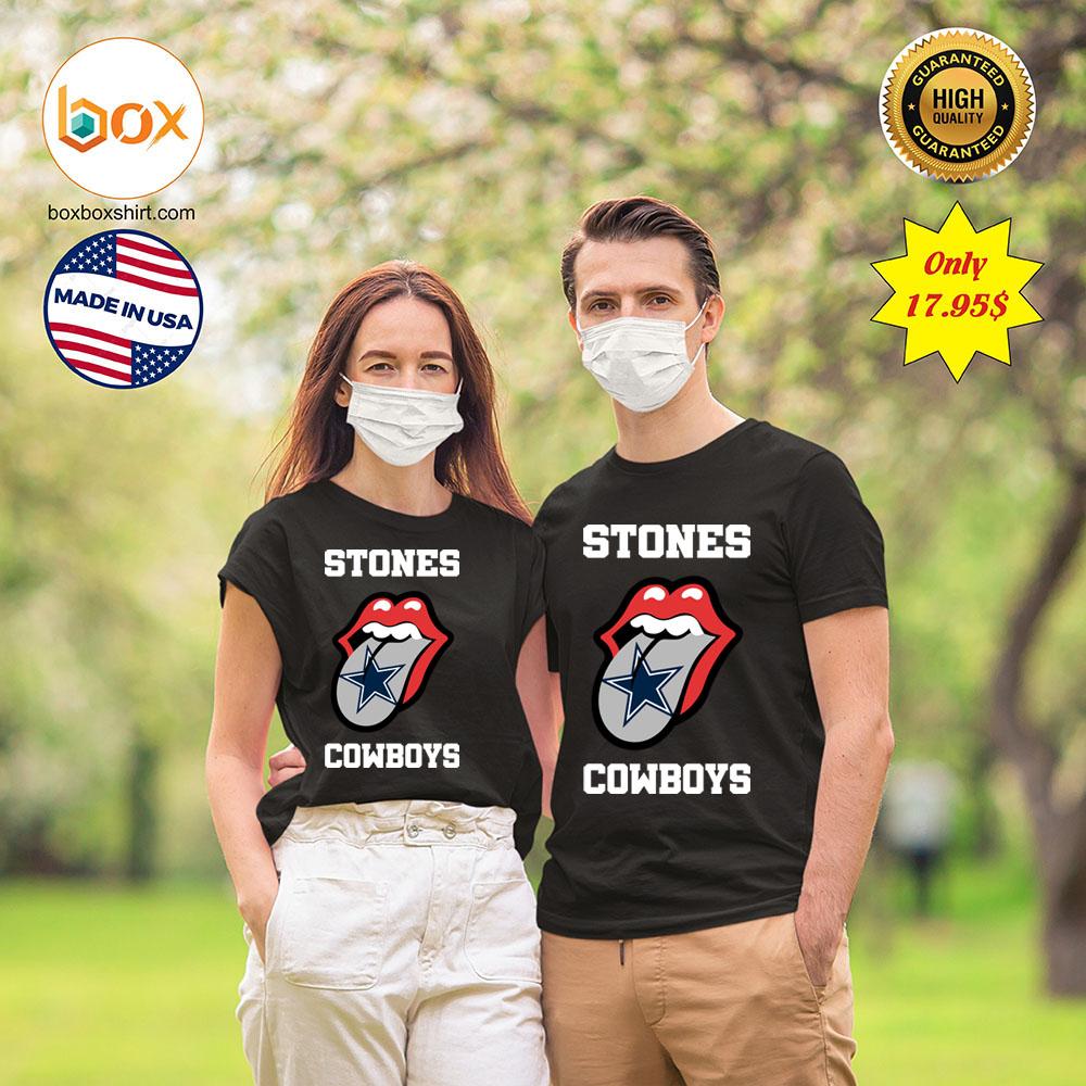 Stones cowboys Shirt1