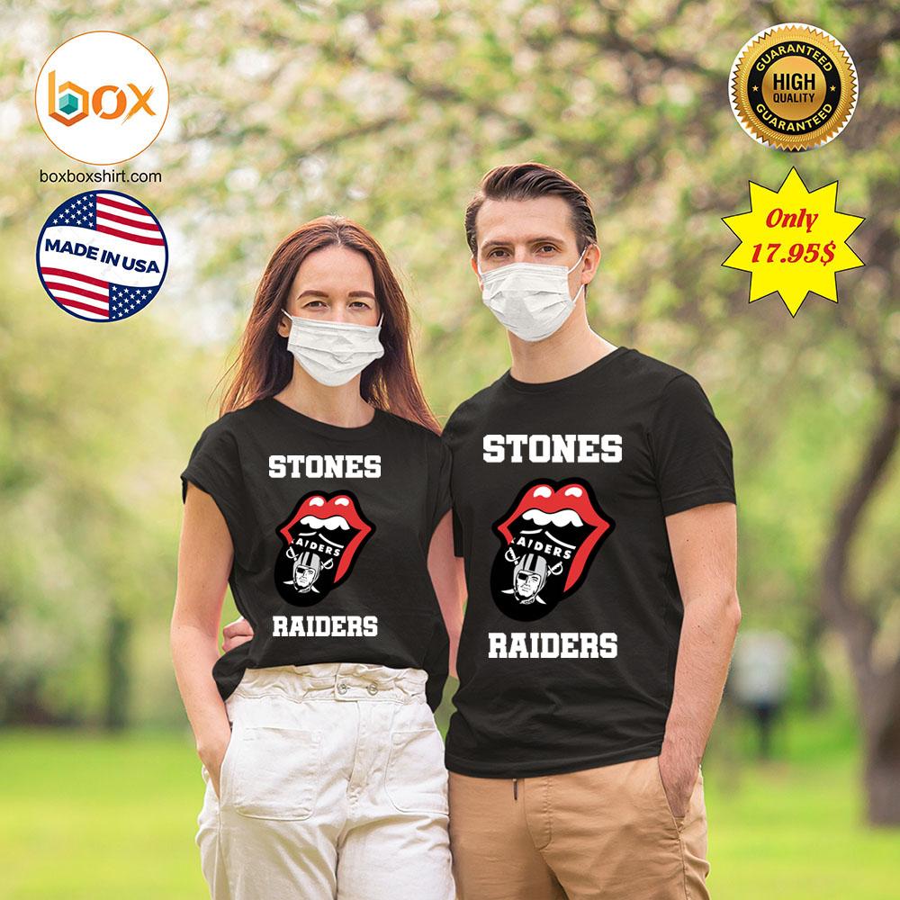 Stones raiders Shirt1