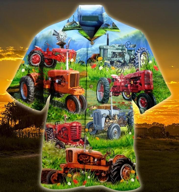 Tractor hawaiian 1