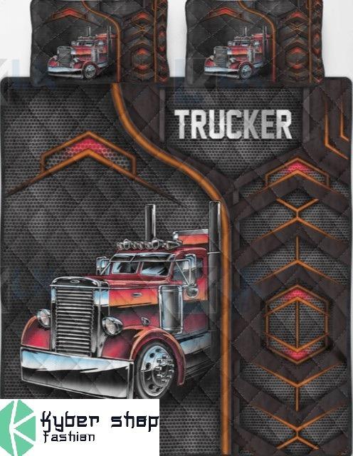 Trucker bedding set 5