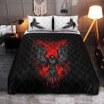 Viking raven bedding set 3
