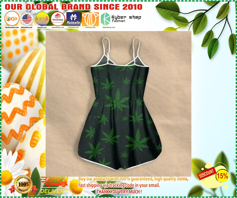 Weed you are my sunshine rompers 4