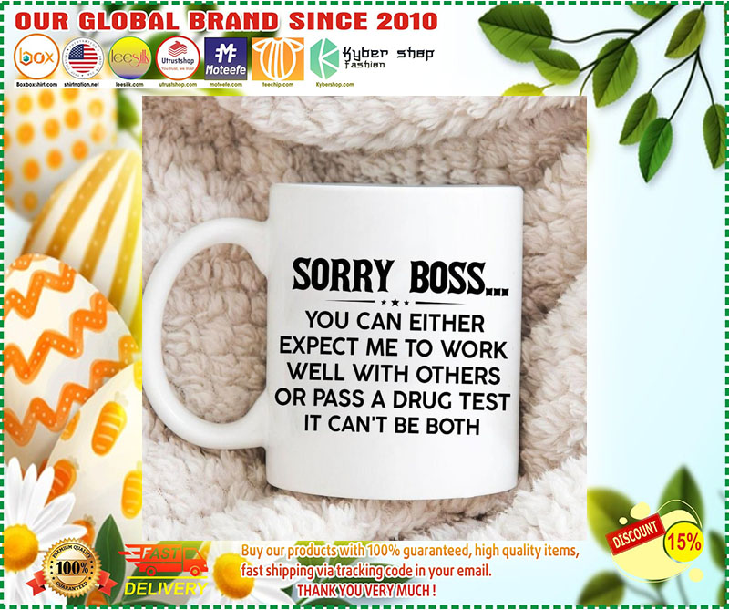 Sorry boss you can either mug 3