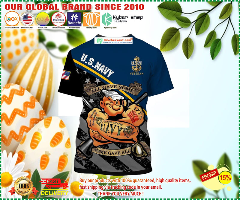 Us navy all gave some T shirt 2