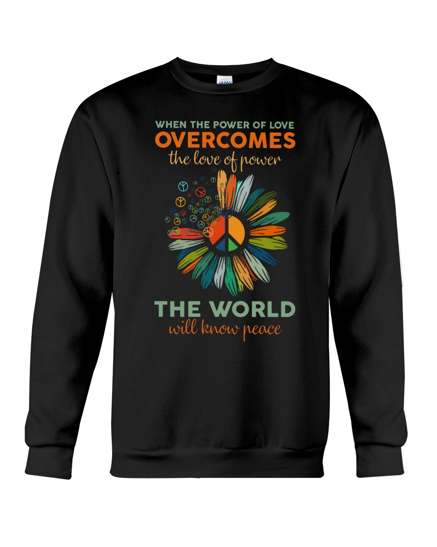 When The Power Of Love Overcomes The Love Of Power Shirt8
