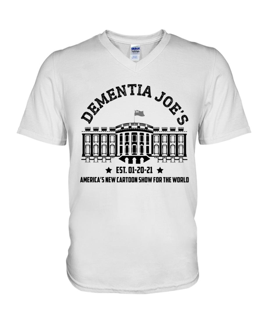 Dementia Joes Est.01 20 21 Americas New Cartoon Show For The World Shirt9
