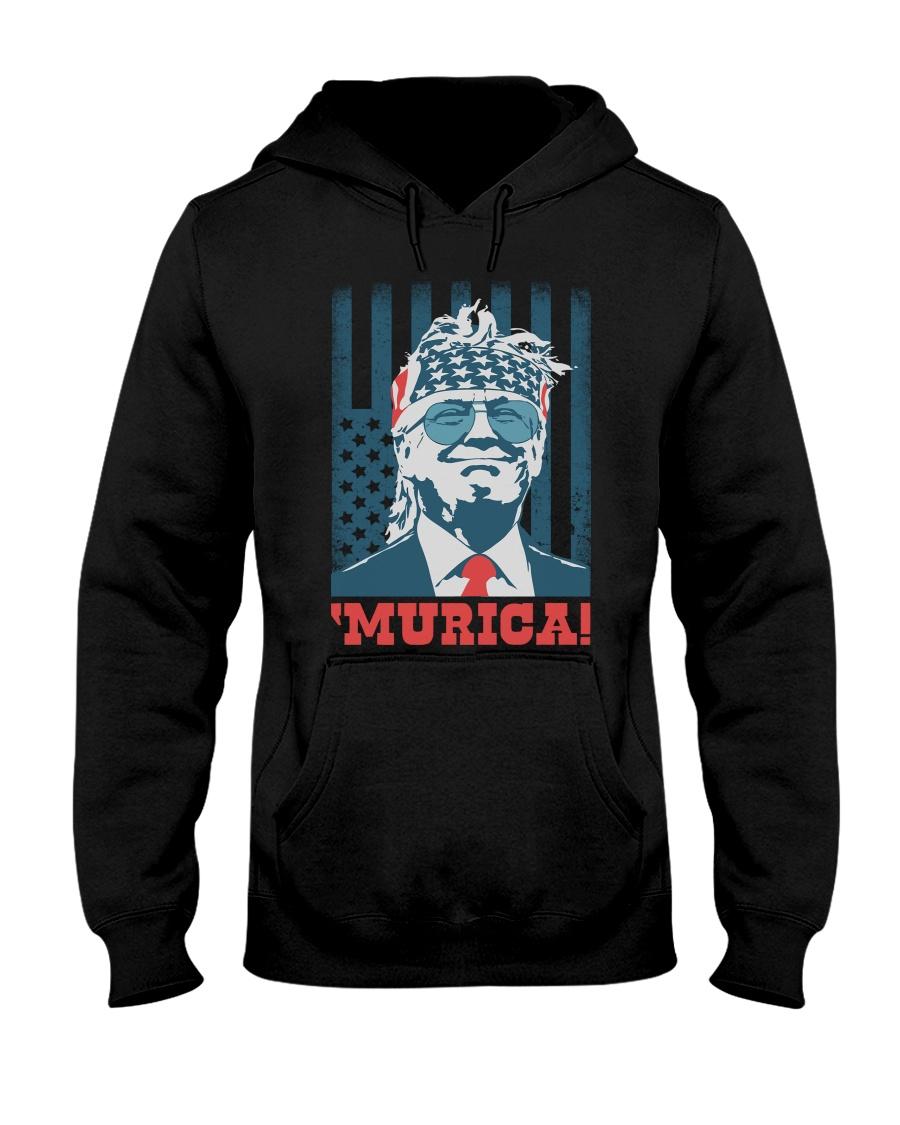Former President Donal Trump Murica Shirt2