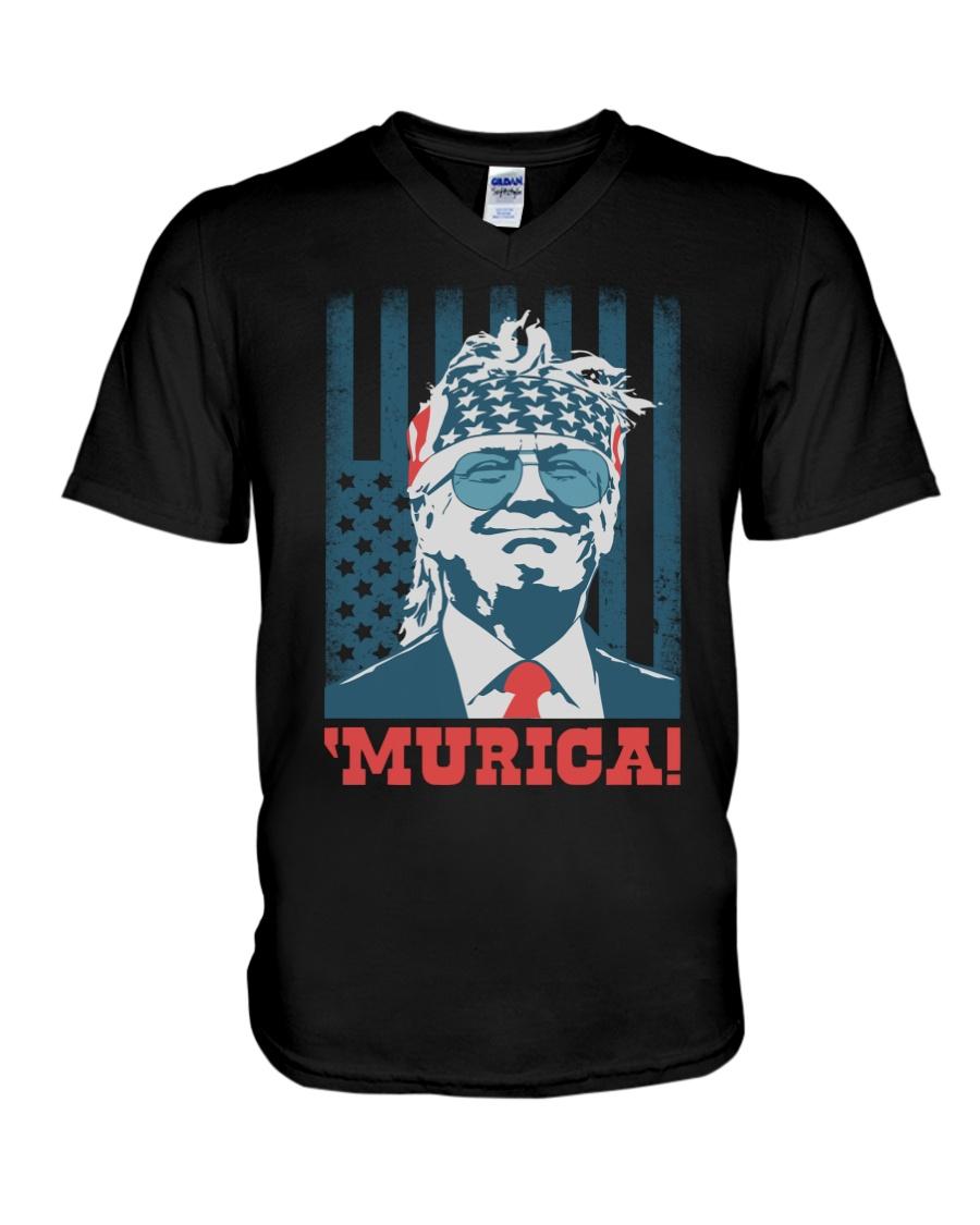 Former President Donal Trump Murica Shirt3
