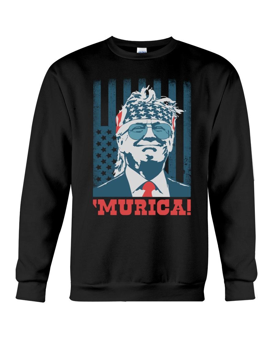 Former President Donal Trump Murica Shirt5