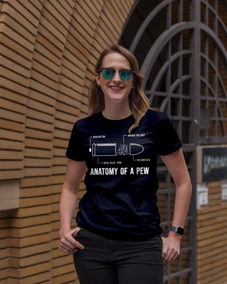 Guns Anatomy Of A Pew Shirt9