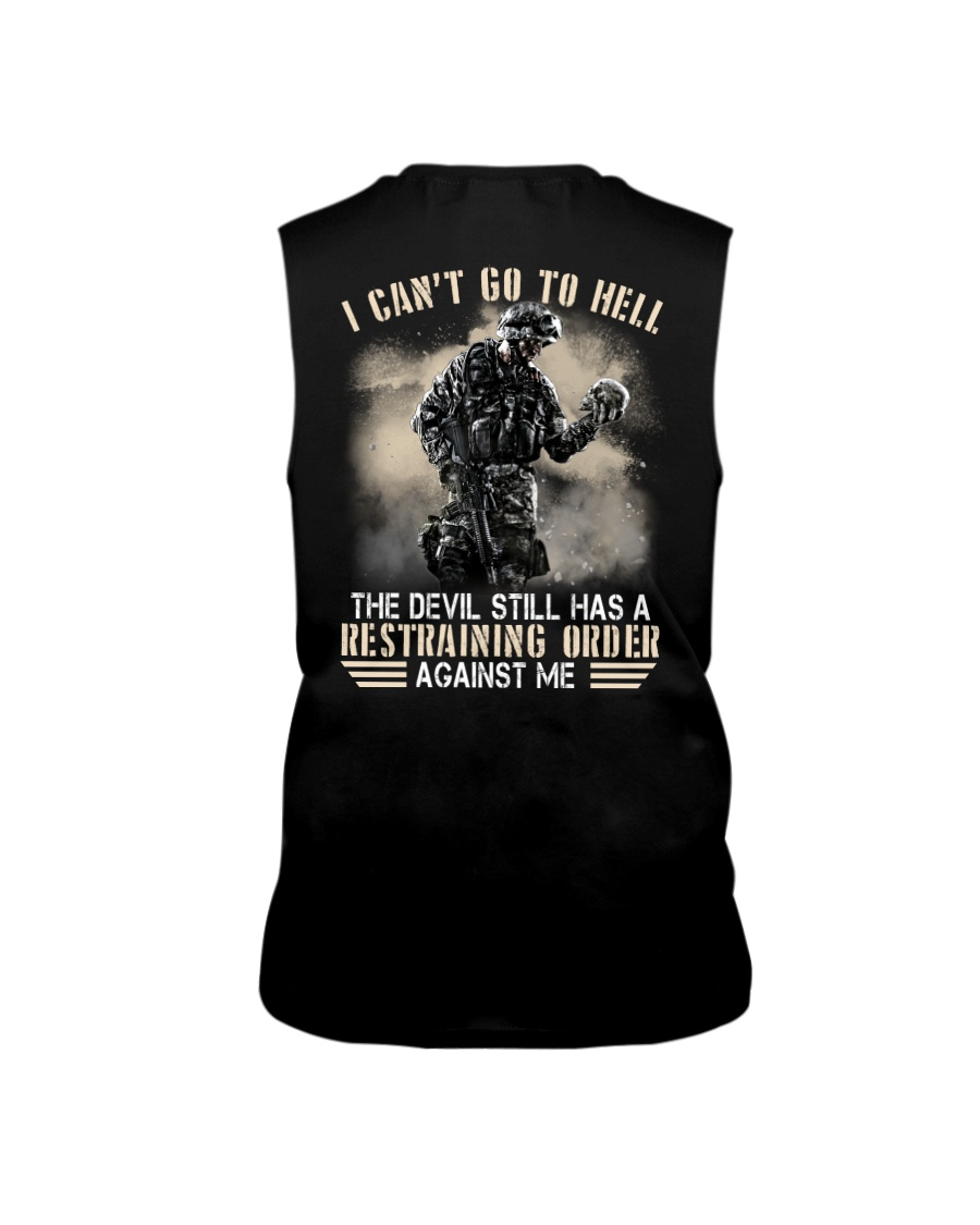 I Cant Go To Hell The Devil Still Has A Restraining Order Against Me Shirt8