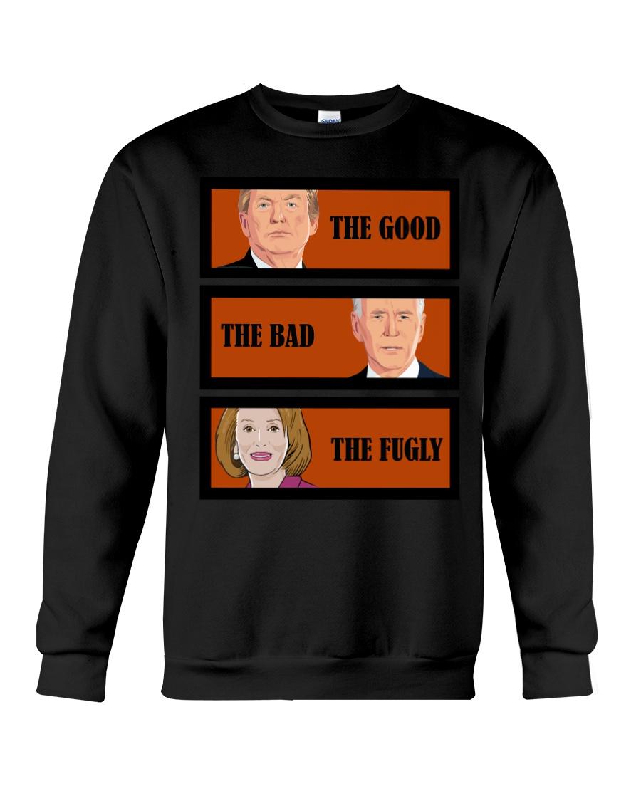 The Good Trump The bad Biden The Fugly Shirt5