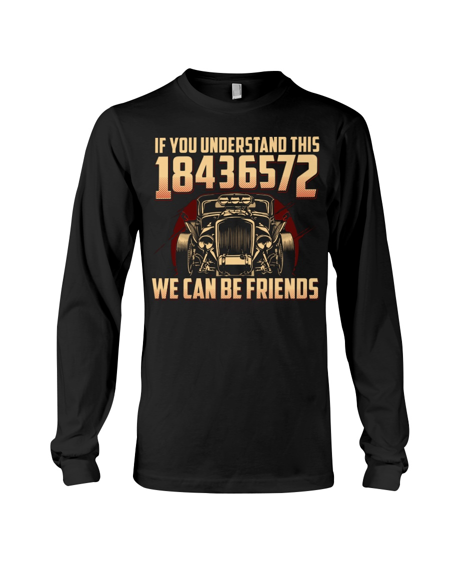 Tractor If You Understand This 18436572 We Can Be Friends Shirt6