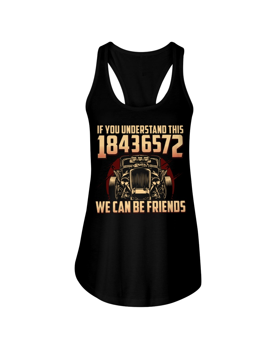 Tractor If You Understand This 18436572 We Can Be Friends Shirt9