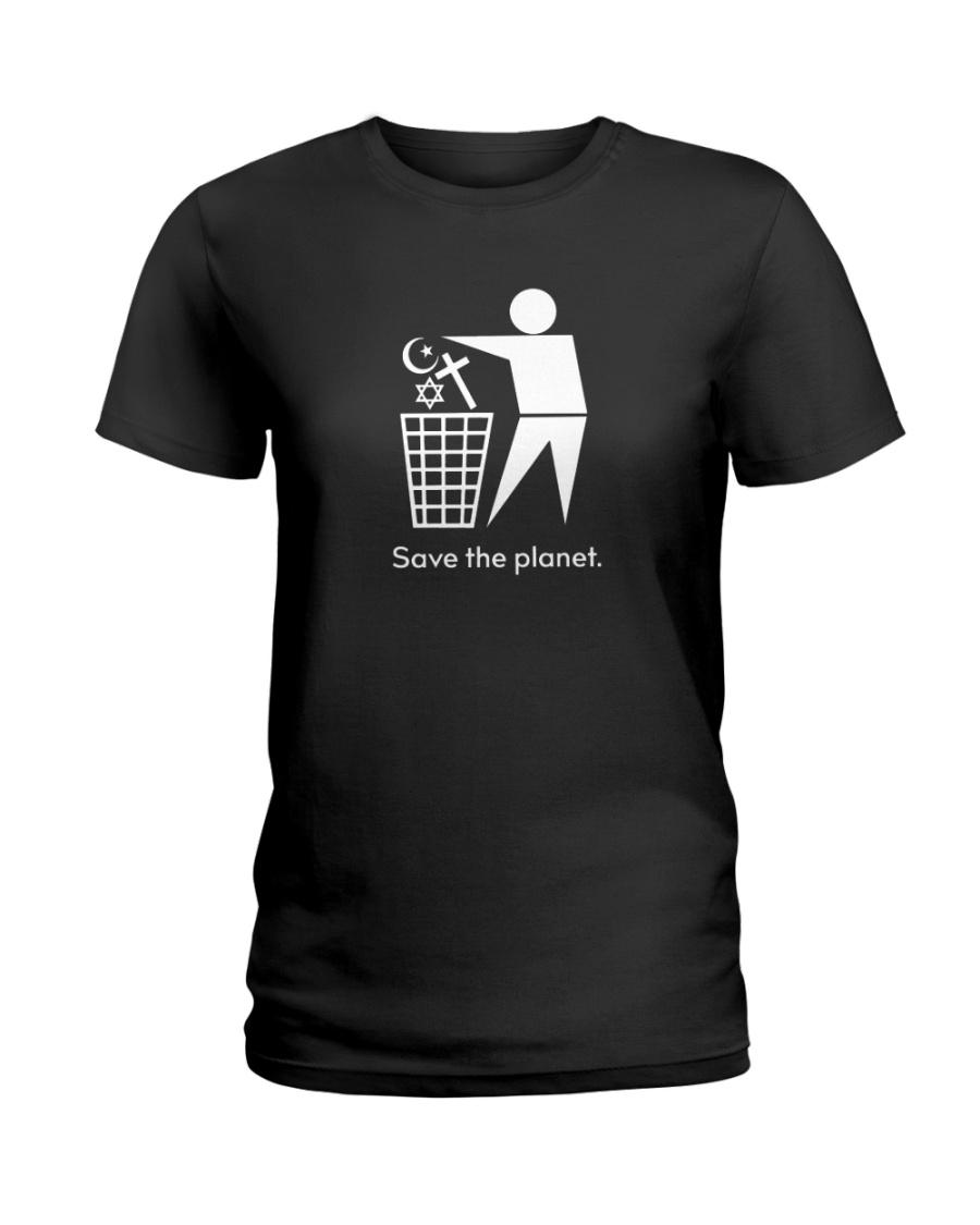 Trash Religion Save The Planet Shirt6