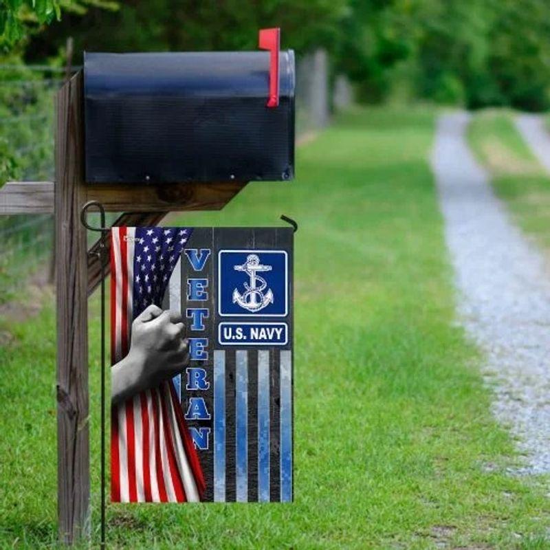 US Navy veteran American flag 5