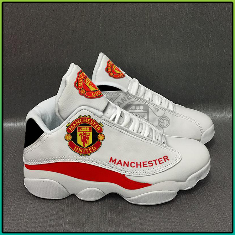 Manchester United Football Air Jordan 13 sneaker4