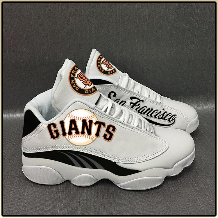 San Francisco Giants Air Jordan 13 sneaker 3
