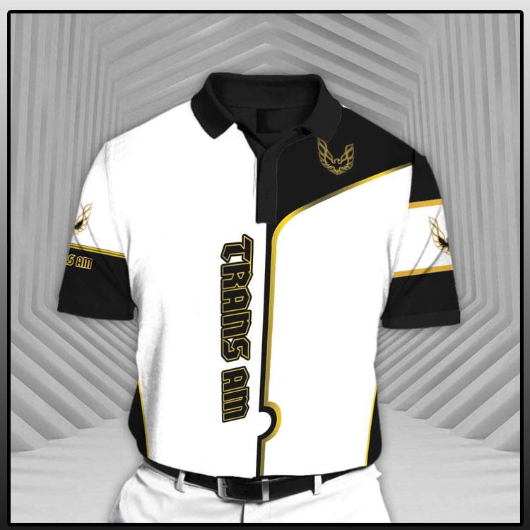 Trans Ams Series Short Sleeve Polo T Shirt3