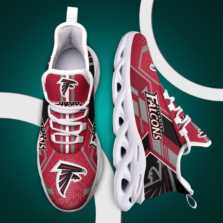 Atlanta falcons nfl max soul clunky shoes 4