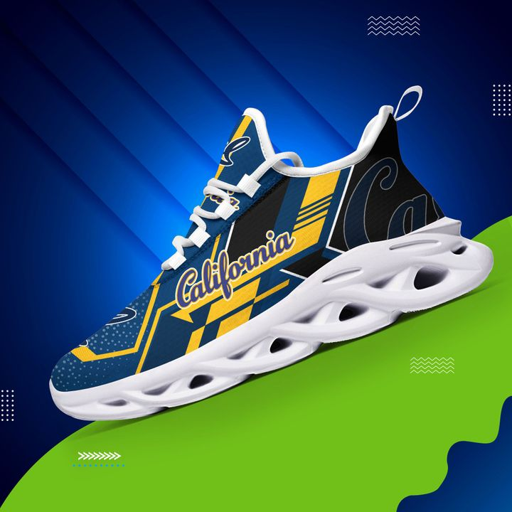 California golden bears max soul clunky shoes 1