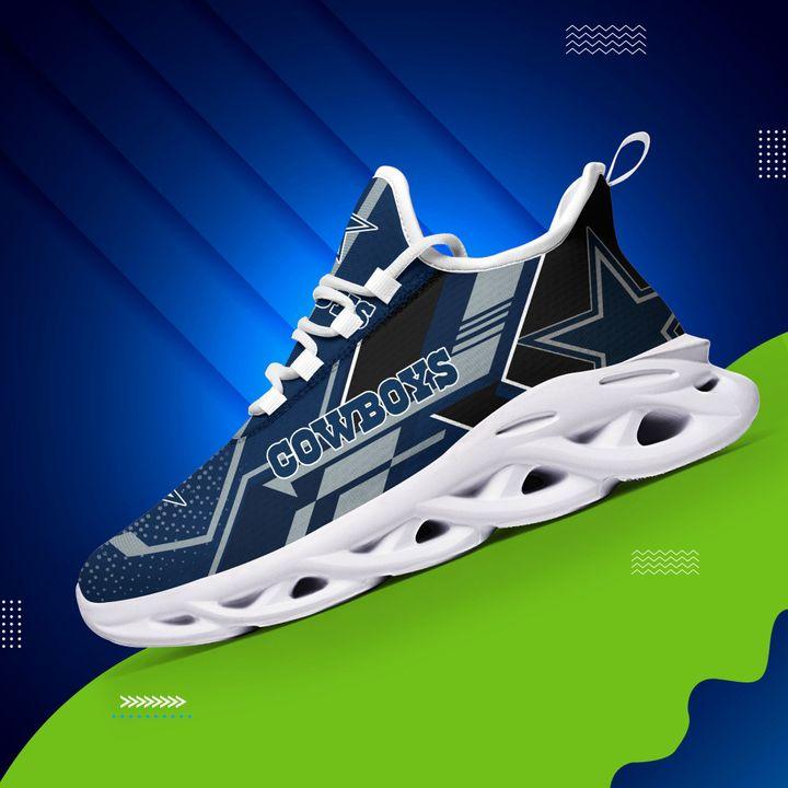 Dallas cowboys nfl max soul clunky shoes 1