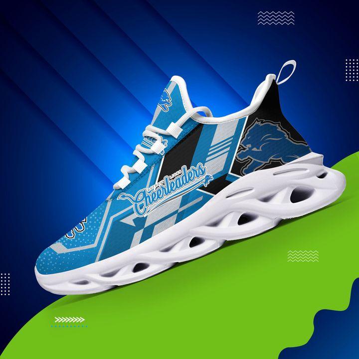 Detroit lions nfl max soul clunky shoes 1