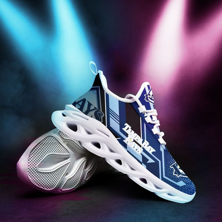 Tampa bay rays mlb max soul clunky shoes 3