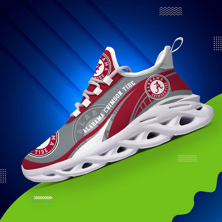 Alabama Crimson Tide Ncaa1 Sneaker