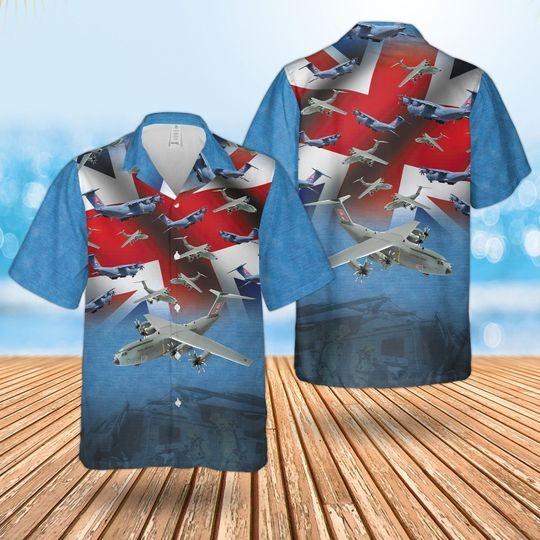 Atlas c.1 hawaiian shirt 1