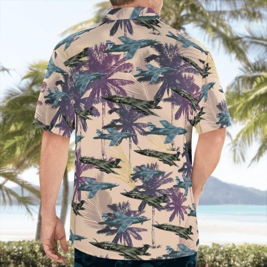 Blackburn buccaneer s2 hawaiian shirt 2