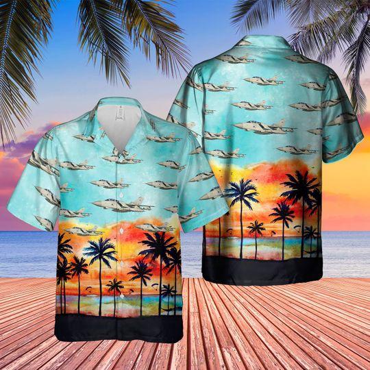 Historical tornado gr4 hawaiian shirt 1