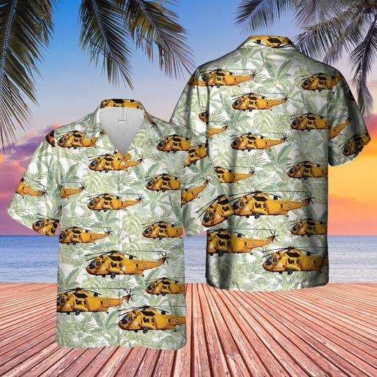 Westland sea king har3 hawaiian shirt 1 1