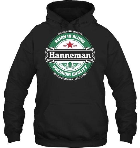 Hanneman Heineken 3d hoodie and shirt 1