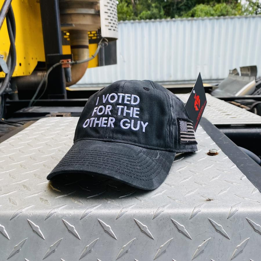 I Voted For The Other Guy cap hat 1