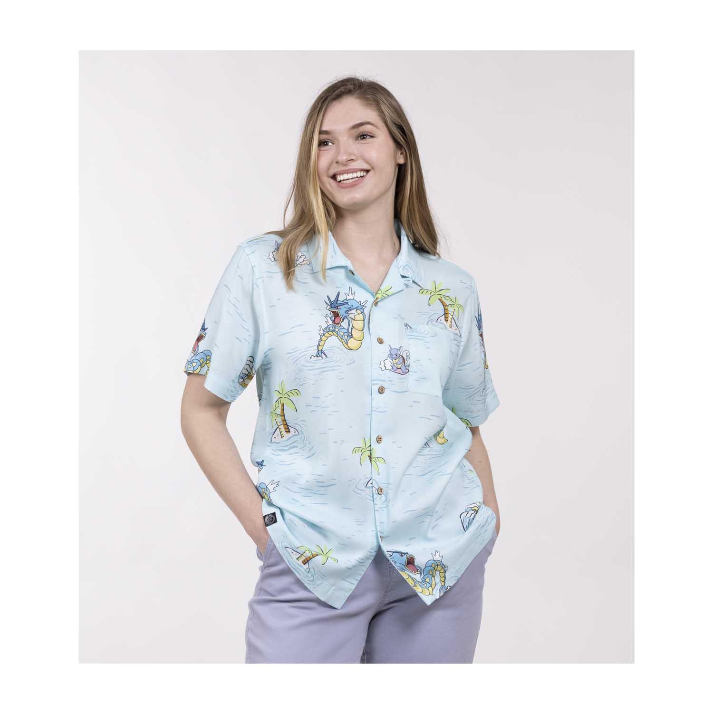 Pokemon tropical sea surfing hawaiian shirt 4