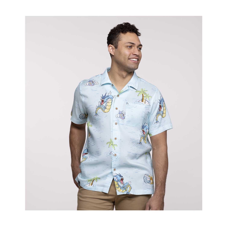 Pokemon tropical sea surfing hawaiian shirt 5