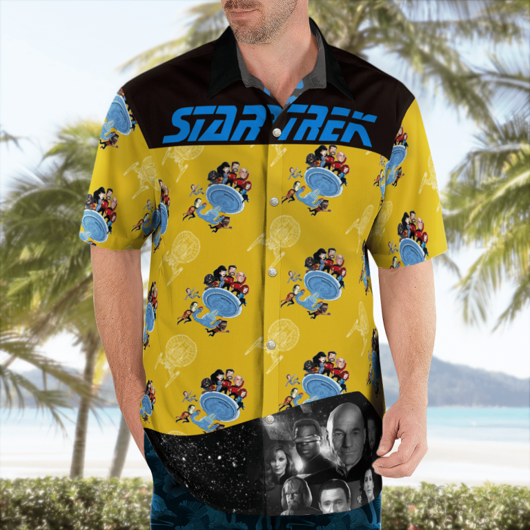 Star Trek operation hawaiian shirt 1.2