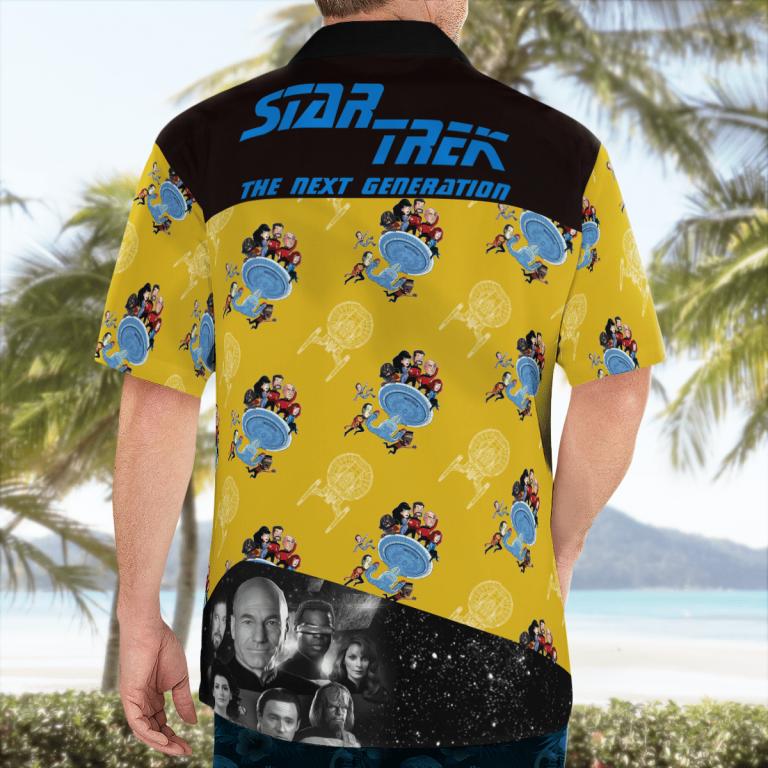 Star Trek operation hawaiian shirt 1.3