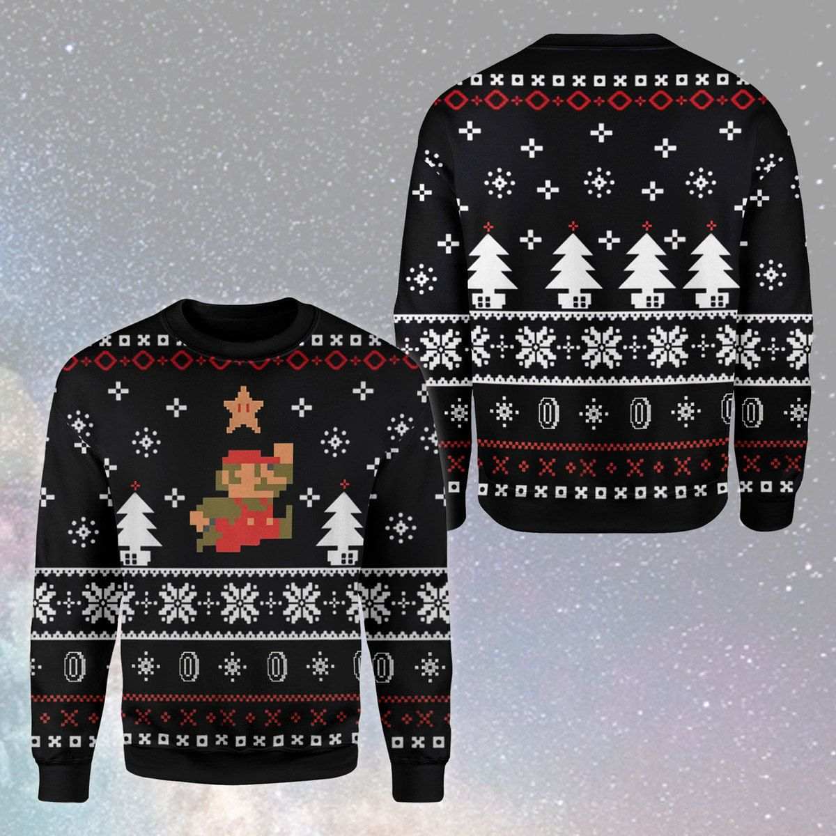 TOP UGLY CHRISTMAS SWEATER SO HOT FOR XMAS HOLLIDAY