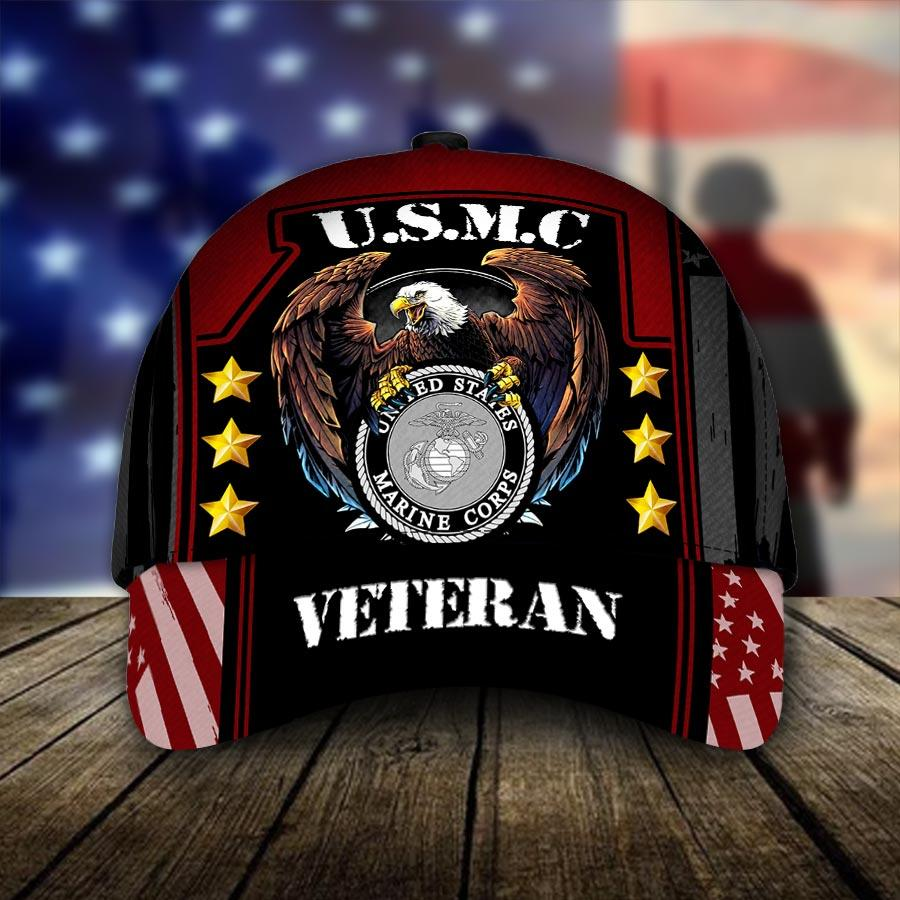 US Army Veteran Eagle cap hat 3