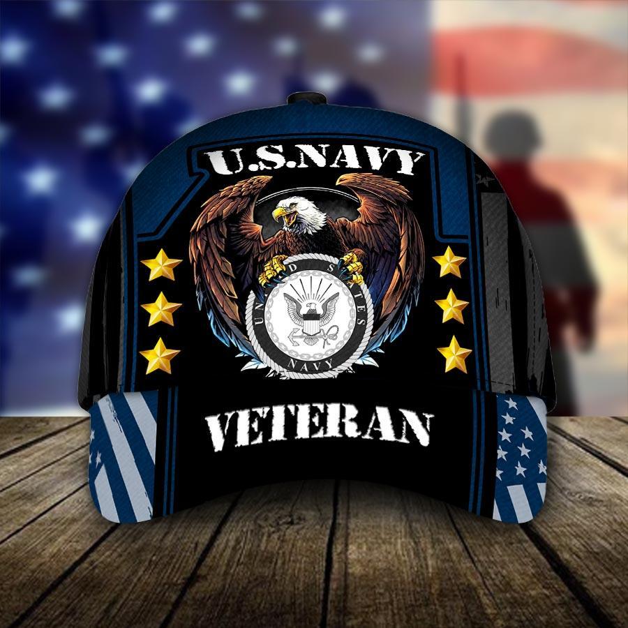 US Army Veteran Eagle cap hat 4