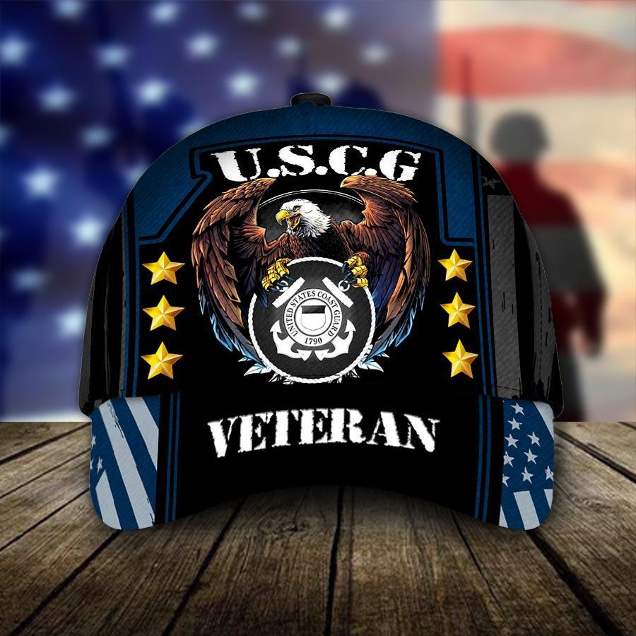 US Army Veteran Eagle cap hat 5