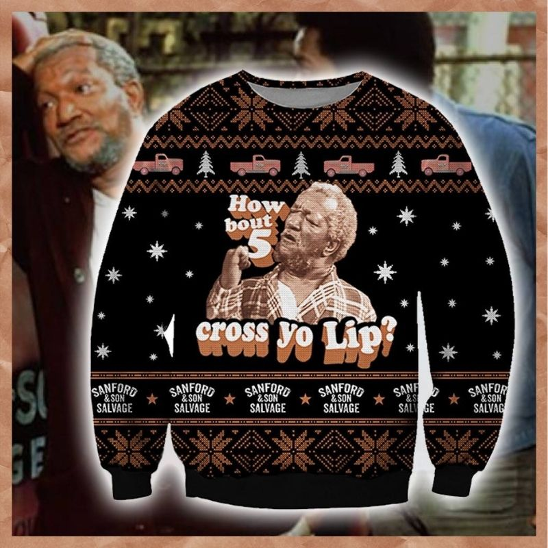 Get this top hot ugly sweater and sweatshirt on Boxboxshirt